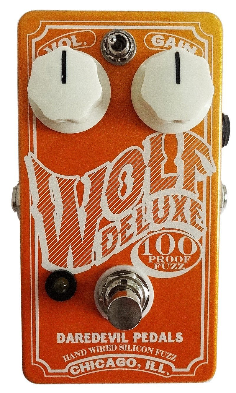 Daredevil Pedals Wolf Deluxe