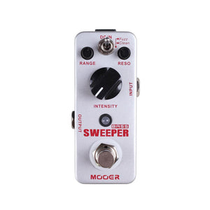 Mooer Audio Sweeper Bass Filter