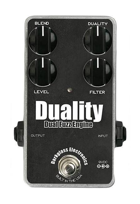 Darkglass Electronics Duality Dual Fuzz Engine