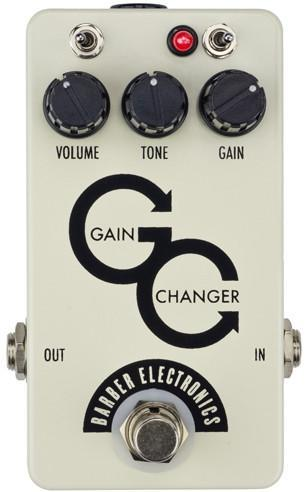 Barber Electronics Gain Changer