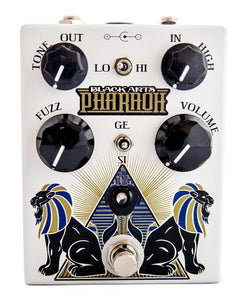 Black Arts Toneworks Pharaoh Fuzz Limited Edition White