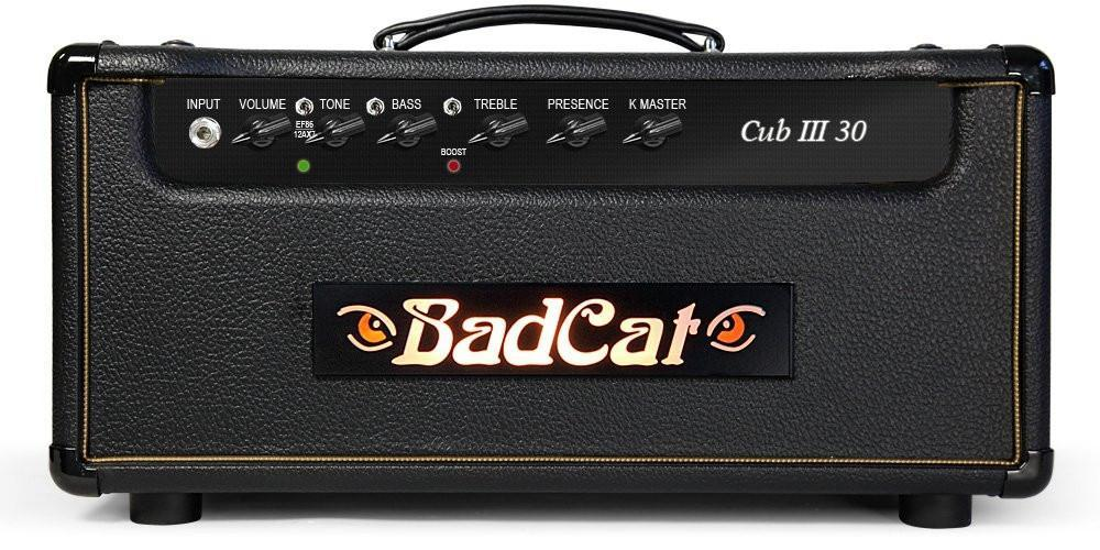 Bad Cat Amps Cub III 30W Head