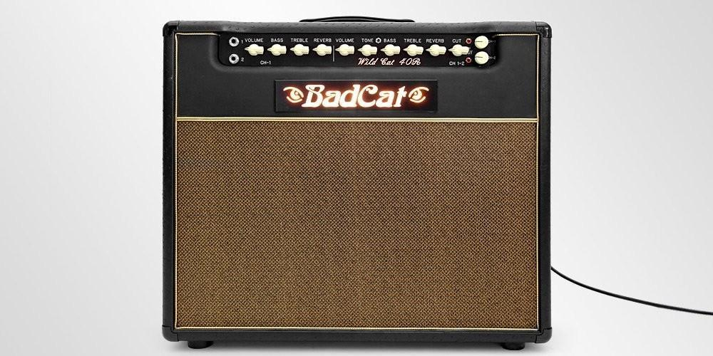 Bad Cat Amps Wild Cat 40W 1x12 Combo With Reverb