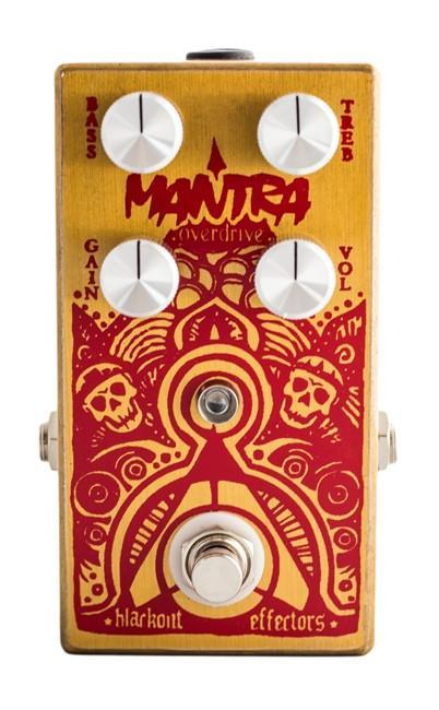 Blackout Effectors Mantra Overdrive