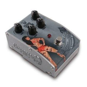 Circus Freak Stomp Boxes The Tattooed Lady Overdrive