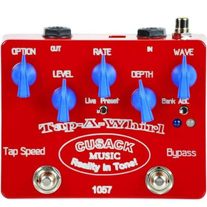 Cusack Music Tap-A-Whirl Tremolo