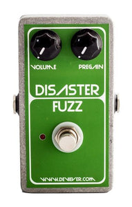 Devi Ever Disaster Fuzz