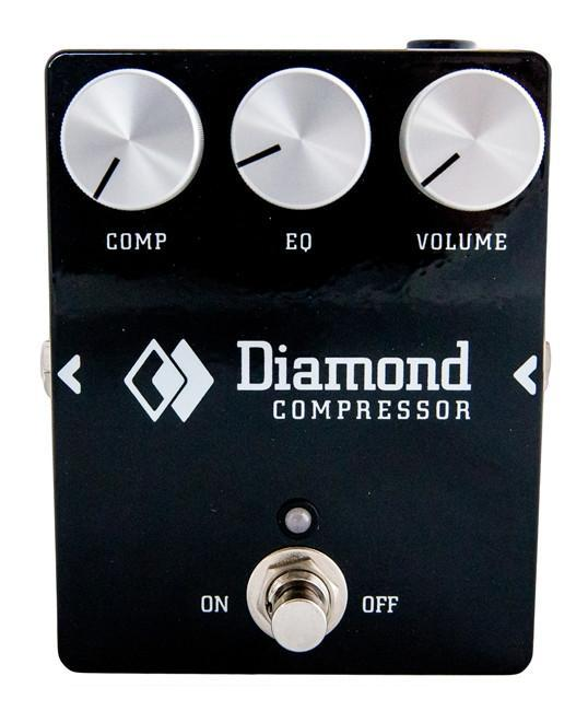 Diamond CPR-1 Compressor - Black