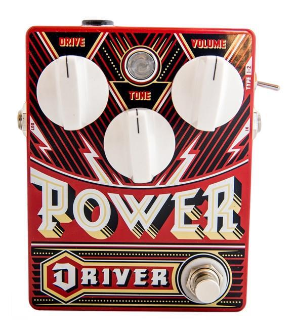 Dr. No Effects Power Driver MKII