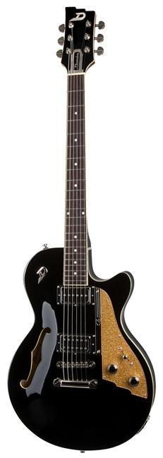 Duesenberg Starplayer TV Black Stoptail