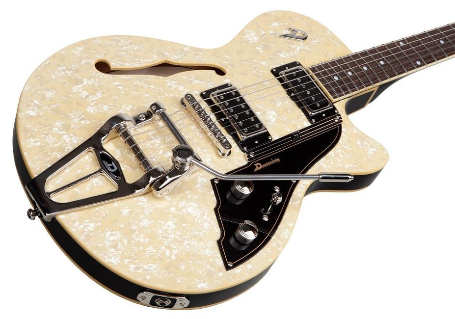 Duesenberg Starplayer TV Creamy Pearloid