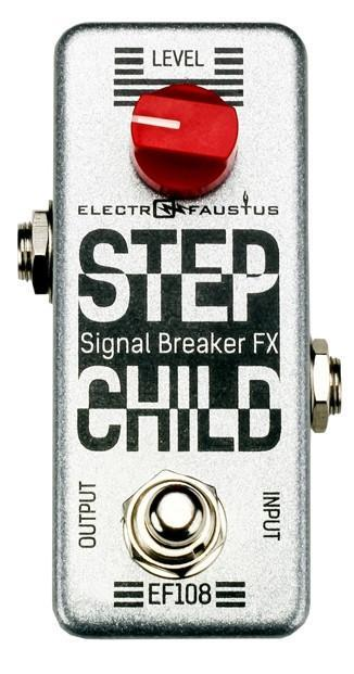Electro Faustus EF 108 Step Child