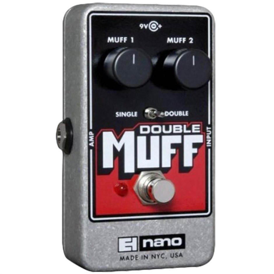 Electro-Harmonix Nano Double Muff Distortion Guitar Effects Pedal