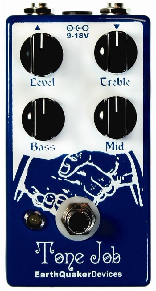EarthQuaker Devices Tone Job Boost & EQ