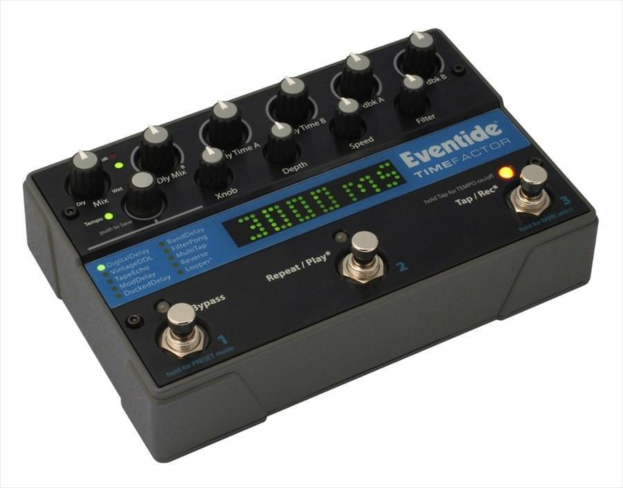 Eventide TimeFactor Dual Digital Delay Pedal
