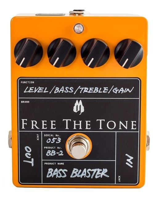 Free The Tone - Bass Blaster BB-2