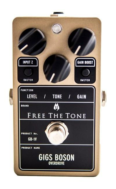 Free The Tone - Gigs Boson Overdrive GB-1V