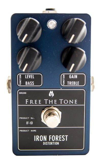 Free The Tone - Iron Forest Distortion IF-1D
