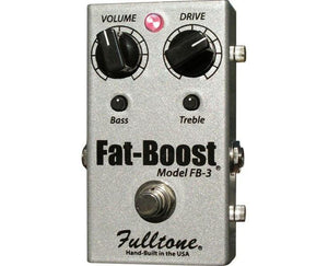 Fulltone Fat Boost 3 FB-3