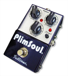 Fulltone Plimsoul Distortion Guitar Effects Pedal