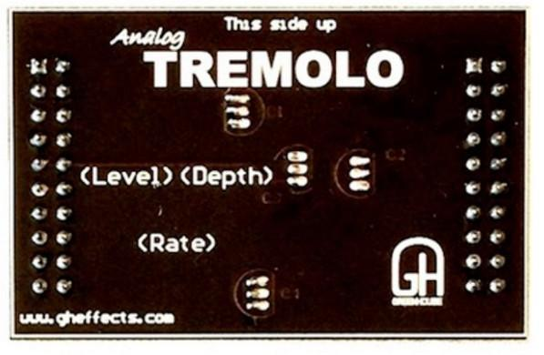 Greenhouse Effects Self Titled - Tremolo Module