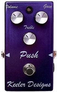 "Keeler Designs ""Push Overdrive"""