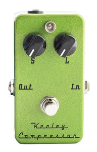 Keeley Electronics Compressor Low Rider Green/Black
