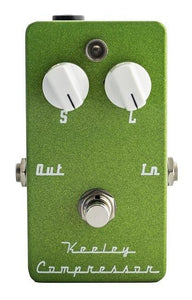 Keeley Electronics Compressor Low Rider Green/White