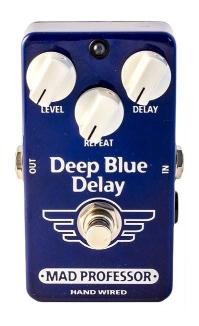 Mad Professor Deep Blue Delay Hand Wired BJF