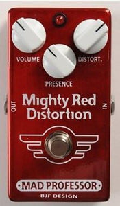 Mad Professor Mighty Red Distortion PCB BJF