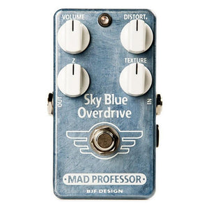 Mad Professor Sky Blue Overdrive Hand Wired BJF