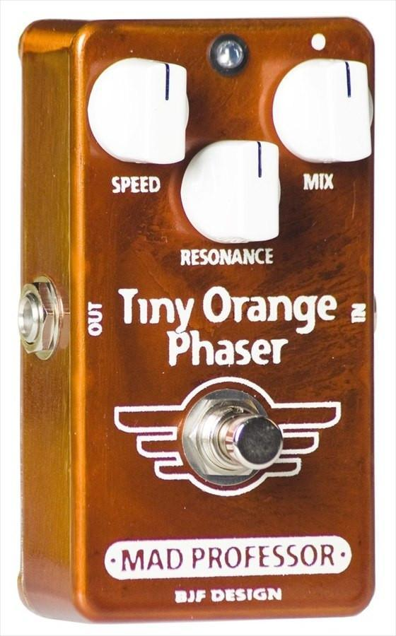 Mad Professor Tiny Orange Phaser Hand Wired BJF