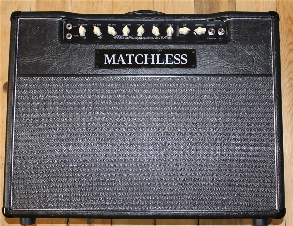 Matchless Independence 35 Watt Amplifier 2x12 Combo With Reverb