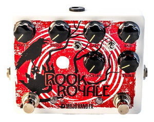 Mojo Hand FX Rook Royale Dual OD/Preamp