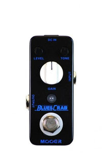 Mooer Audio Blues Crab Overdrive
