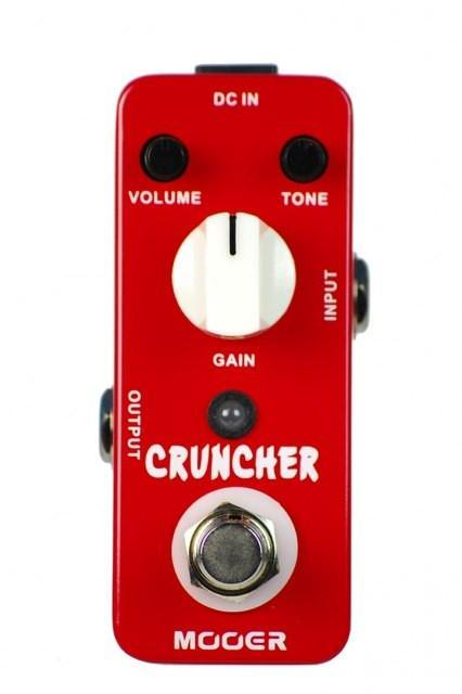 Mooer Audio Cruncher Distortion
