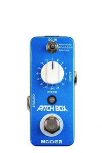 Mooer Audio Pitchbox Pitch Shifter