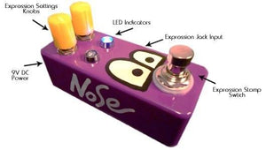 Nose Expression Stomp Switch - TS