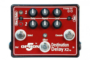 Option 5 Destination Delay x2