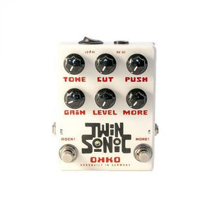 OKKO Pedals TwinSonic Overdrive