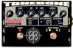 Radial Engineering Tonebone Bassbone