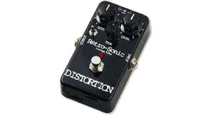 Retro-Sonic Distortion