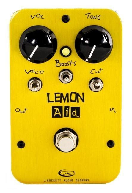 Rockett Lemon Aid Booster/ Preamp