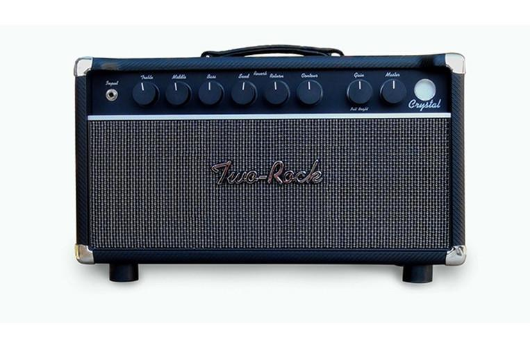 Two Rock Amplification Crystal 22W Head