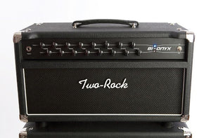 Two Rock Amplification Bi-Onyx 50 watt Head