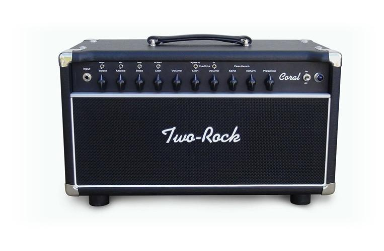 Two Rock Amplification Coral Solid State 50W Head