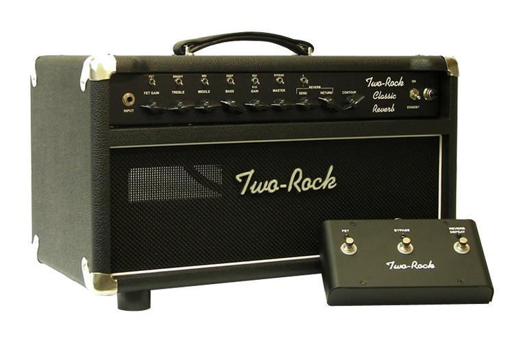 Two Rock Amplification Classic Reverb 100 watt Head