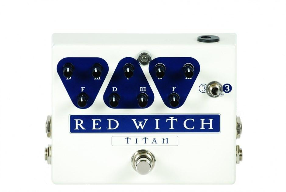 Red Witch Titan Delay