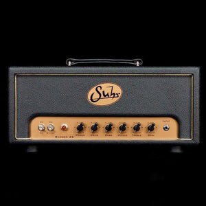 Suhr Badger 35 Black Guitar Amp Head