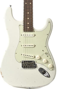 Suhr Classic Antique SSS Olympic White